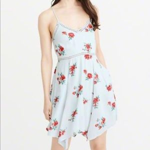 Abercrombie Floral Swing Dress